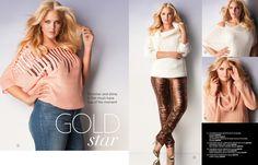 Plus Size Lookbook | As Seen In | Addition Elle