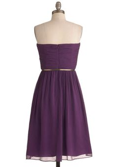 Time of My Life Dress in Mulberry, #ModCloth