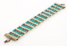 How to Bead on a Basic Loom