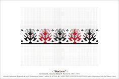 Semne Cusute: MOTIVE: floricele (P38, M1) Blog, Embroidery, Blogging