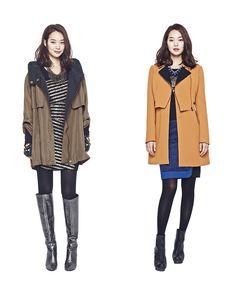 Shin Min Ah ★ #KDrama // for JOINUS's Fall 2013 Campaign