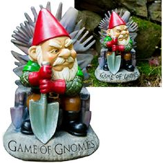 Put A Game Of Gnomes In Your Garden