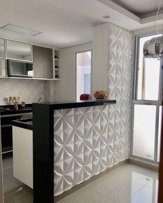 50 ideias de azulejo para cozinha que transformam a decoração Home Design Decor, Küchen Design, Interior Design Kitchen, Home Decor, Design Ideas, Farmhouse Style Kitchen, Modern Farmhouse Kitchens, Black Kitchens, Farmhouse Decor