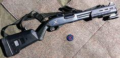 Remington 870. guns, weapons, self defense, protection, shotgun, 2nd amendment, America, firearms, munitions #guns #weapons
