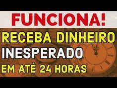 TÉCNICA PARA RECEBER DINHEIRO INESPERADO EM ATÉ 24 HORAS COM A LEI DA ATRAÇÃO - YouTube