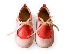 Lele Petit rosa - Baby ragazze scarpe- di QuieroJune su Etsy https://www.etsy.com/it/listing/265574871/lele-petit-rosa-baby-ragazze-scarpe