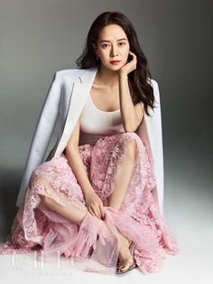 Song Ji Hyo, Xiaozi Chic Magazine March 2018 issue Pretty Korean Girls, Beautiful Asian Girls, Korean Beauty, Asian Beauty, Running Man Korean, Korean Actresses, Girl Body, Celebs, Celebrities