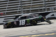 Riley Herbst doesn't know if he spun Noah Gragson on purpose at The Charlotte Roval Racing News, Nascar Racing, Motor Speedway, Amazing Race, Red Flag, Monster Energy, Dirt Track, The Hamptons, Spinning