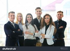 Photo Of Young Business People In A Conference Room - 355391006 : Shutterstock