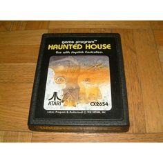Atari haunted house. This was my favorite atari game