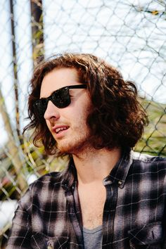 Hozier in Hollywood