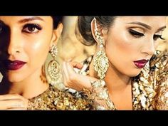 Deepika Padukone Makeup Tutorial - IIFA 2014 - YouTube