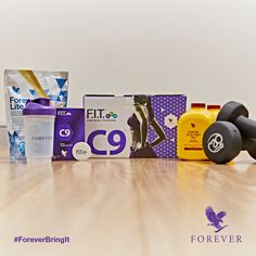 Where do I begin? Start off with C9, a great box of goodies to jump-start the new you.