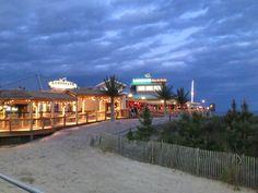 Landstark Bar Atlantic City Boardwalk
