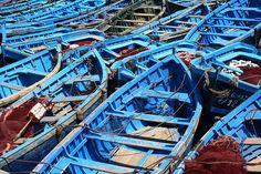 boats #blue