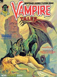 Marvel Uncertified No Bronze Age Horror & Sci-Fi Comics Marvel Comics, Bd Comics, Horror Comics, Marvel Art, Comic Book Covers, Comic Books Art, Comic Art, Marvel Magazine, Pulp Magazine
