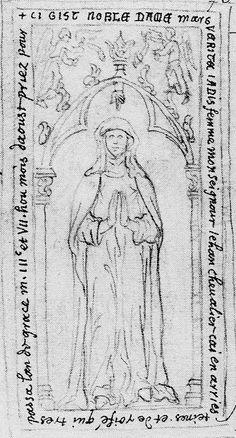 Marguerite de Fontaines (1307)