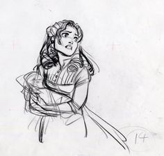 Glen Keane is my hero.  Sometimes he makes me want to break my pencils in half and throw my sketchbook off a bridge because I know I'll NEVER be that good. Sigh.