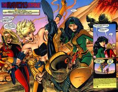 Cheshire, Pistolera and Vicious Jade Nguyen, Dc Comics, Ravens, Art, Women, Art Background, Raven, Kunst, Crows
