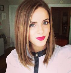 2014+medium+Hair+Styles+For+Women+Over+40 | Medium Length Bob Hairstyles for Women