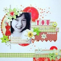A Project by scrapperlicious from our Scrapbooking Gallery originally submitted 02/23/12 at 04:25 AM