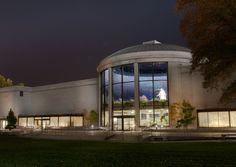 Salt Lake city, visitors Center