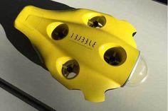 Le drone sous-marin iBubble se dévoile un peu plus