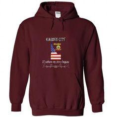 Garden City T Shirts, Hoodies, Sweatshirts