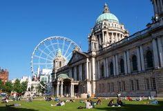¿Conoces los juegos mundiales de policías y bomberos de Belfast? ¡No te los puedes perder!