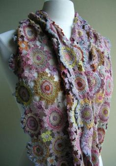 Love this Sophie Digard scarf!