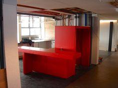 Tu Delft furniture