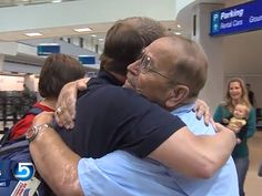 A Tearful Father and Son Reunion – 60 Years in the Making http://www.people.com/article/father-son-reunite-sixty-years-later
