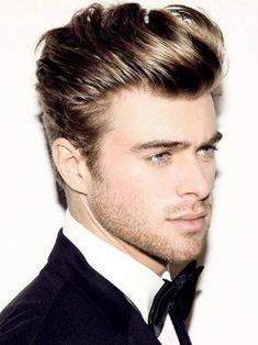 Peinados Para Hombres De Pelo Lacio Men Hairstyle O Short Hair