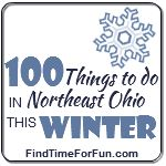Family Friendly Winter Events in Northeast Ohio. Things to Do with Kids this Winter in Northeast Ohio.