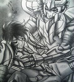 Saint Seiya Next Dimension, Weekly Champion 43 2009, Phoenix Ikki, Andromeda Shun, part 18