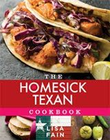 Homesick Texan Cookbook. Love the cookbook and the blog