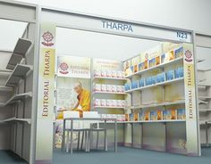 """Check out new work on my @Behance portfolio: """"Tharpa Stands"""" http://be.net/gallery/58886699/Tharpa-Stands"""