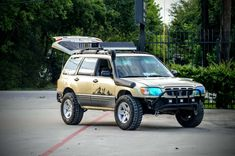 The Subaru dune runner. It's got Jeep wheels! Subaru 4x4, Subaru Wagon, Subaru Cars, Subaru Forester Lifted, Lifted Subaru, Subaru Justy, Jeep Wheels, Pickup Camper, Japanese Domestic Market