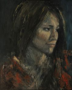 Raffaella Luigi Barra 2015 40x50 cm Oil on Canvas