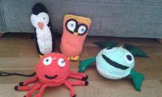 Toys crocheted Crochet Top, Crochet Hats, Toys, Fashion, Knitting Hats, Activity Toys, Moda, Fashion Styles, Clearance Toys