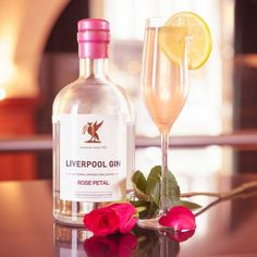 Liverpool Gin have a delicious Rose Petal edition! - I Love Gin