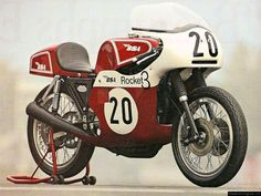 1971 BSA Daytona Rocket 3
