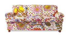 Sofa by Josef Frank, architect and designer, circa 1930 | Architectural Digest (=)