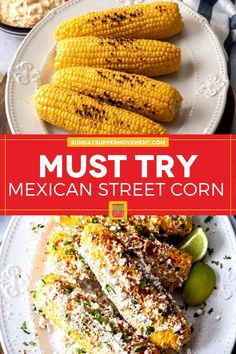 You haven't lived until you try our Elotes Mexicanos! Also known as Mexican Street Corn, this is the best elote recipe ever. It is so good! #SundaySupper #elotes #elotesmexicanos #mexican #mexicancorn #streetcorn Side Dishes For Bbq, Best Side Dishes, Vegetable Side Dishes, Vegetable Appetizers, Veggie Meals, Veggie Recipes, Hidden Vegetable Recipes, Homemade Vegetable Soups, Slow Cooker Carnitas
