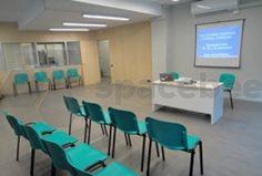Espaciosas salas de formación en Barcelona