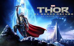 Resuélvele la papeleta al dios del trueno en Thor: El Mundo Oscuro.