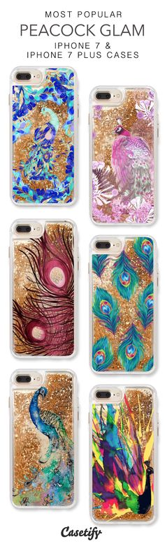 Most Popular Peacock Glam iPhone 7 Cases Cool Iphone Cases, Ipod Cases, Diy Phone Case, Cute Phone Cases, Iphone 7 Plus Cases, Coque Smartphone, Coque Iphone, Iphone Camera, Macbook Case