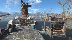 Post with 136 votes and 10087 views. Tagged with gaming, fallout, Shared by Egret Tours Marina weapons vendor and shooting stand Shooting Stand, Fallout 4 Settlement Ideas, Apocalypse, Weapons, Funny Jokes, Tours, Building Ideas, Gaming, Key