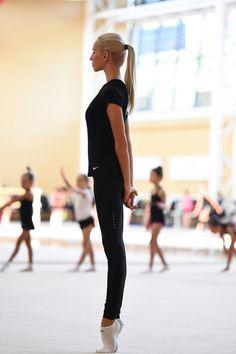Yana Kudryavtseva (Russia), master class 2017