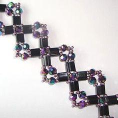 bead bracelet, tila bead